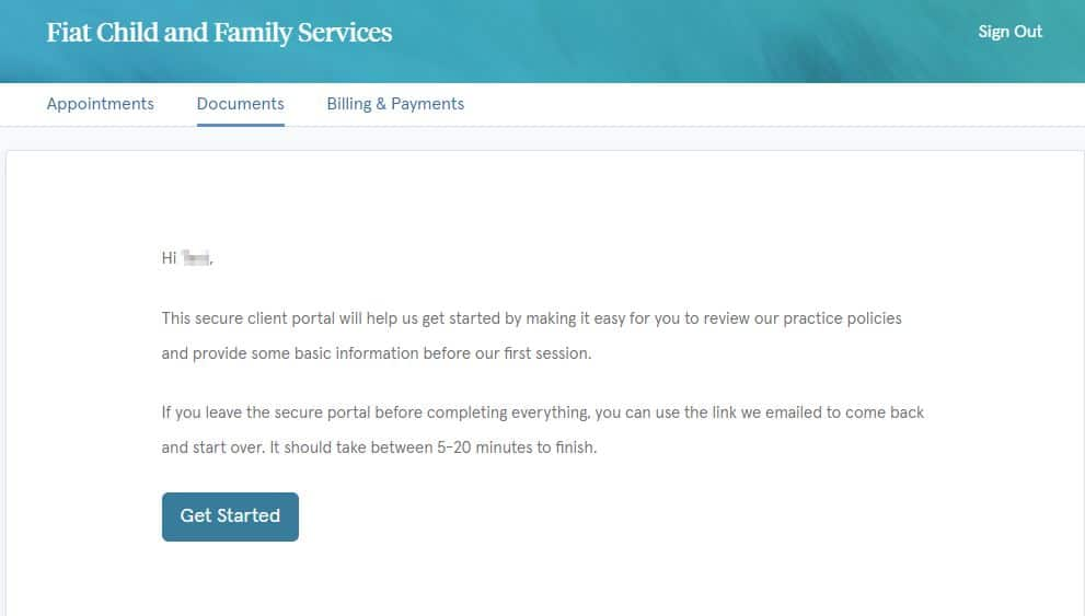 Fiat Family Services Paperless Intake 4